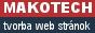 MAKOTECH - Tvorba web stránok